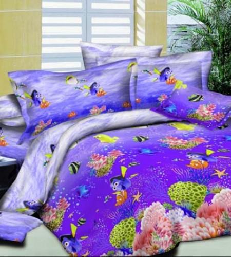 """Комплект постельного белья для детей """"Nemo"""""""
