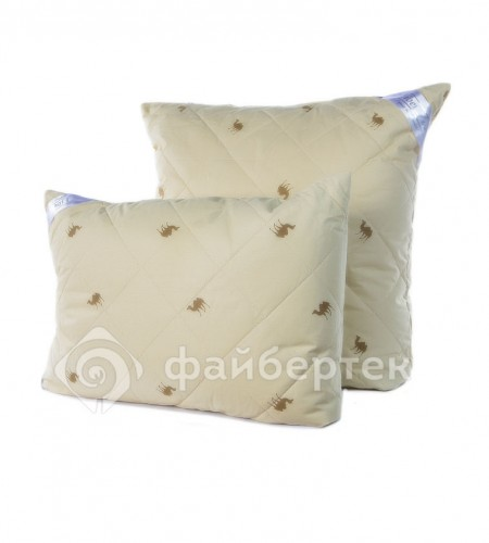 Подушка  с наполнителем Верблюжья шерсть