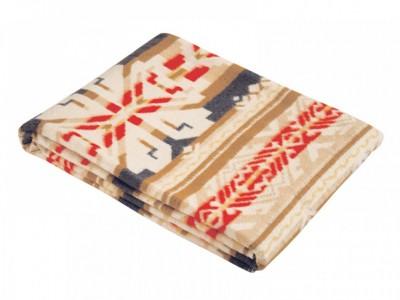 Одеяло хлопчатобумажное (Арт.О.12.1, бежевое)