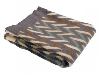 Одеяло шерстяное (Арт.О.Ш.01, геометрия)